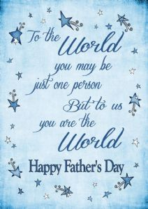 Father's Day Card Design 2